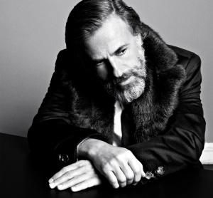 Christoph Waltz for Vogue Magazine