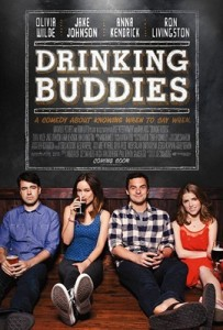 Drinking Buddies official movie poster