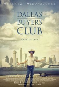Dallas Buyers Club official movie poster