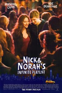 Nick & Norah's Infinite Playlist official poster