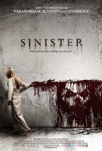 Sinister official movie poster
