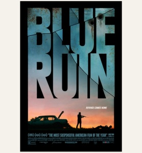 Blue Ruin official movie poster