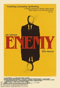 Enemy official movie poster