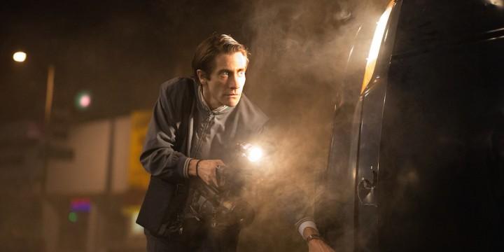 Jake Gyllenhaal as Lou Bloom