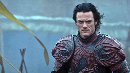 Luke Evans as Vlad the Impaler
