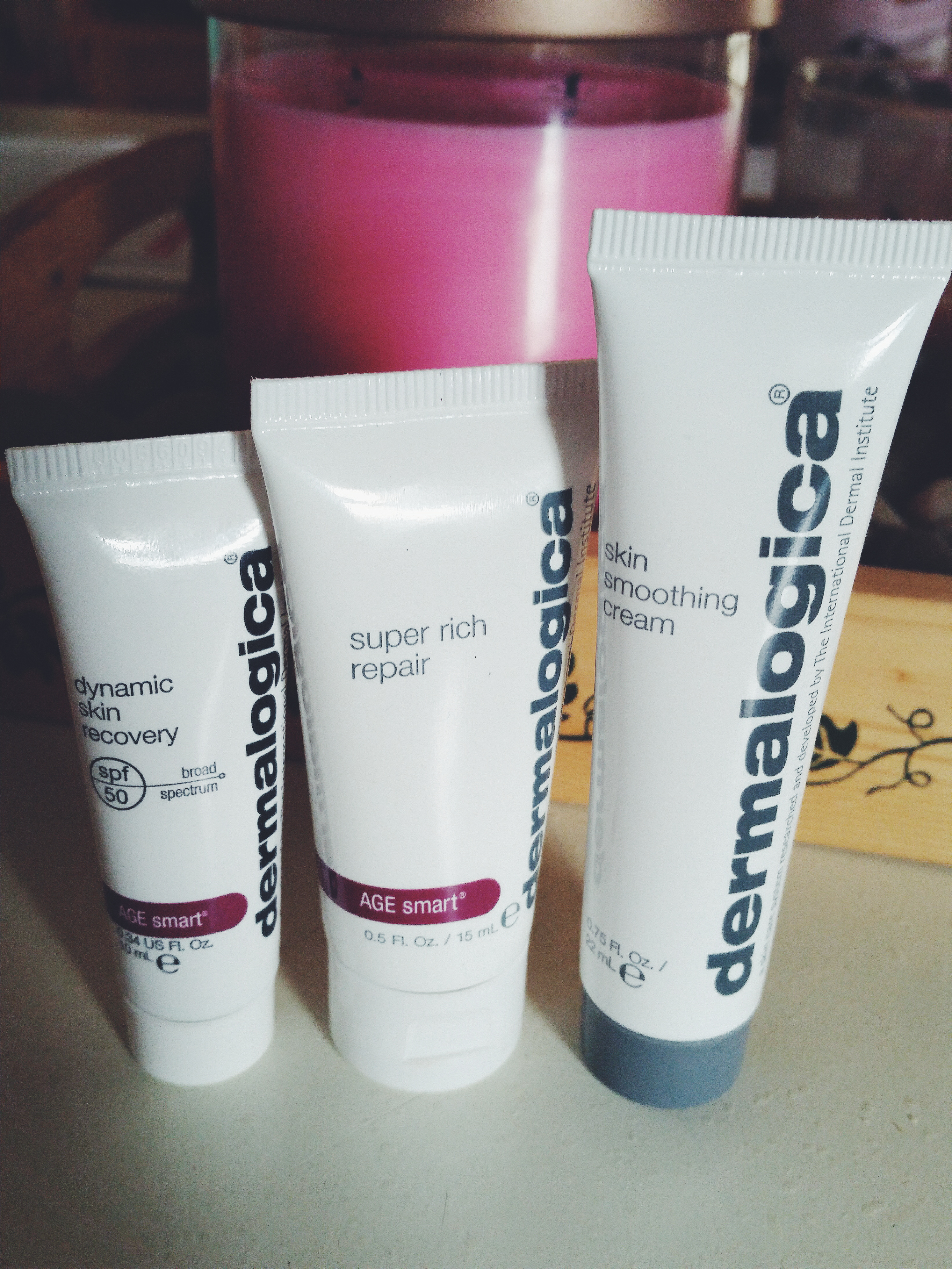 Skincare Review- Dermalogica/ Peter Thomas Roth – The Cinema Bliss